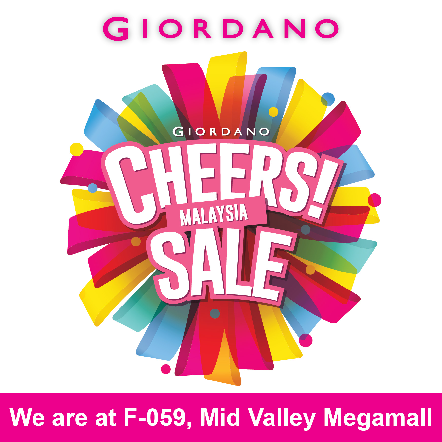 Deals Mid Valley Megamall 0291 Kaos Giordano