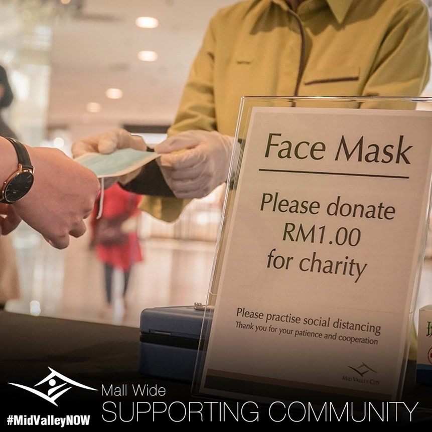 Face Mask Donation