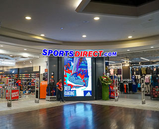 Sports Direct Com Mid Valley Megamall