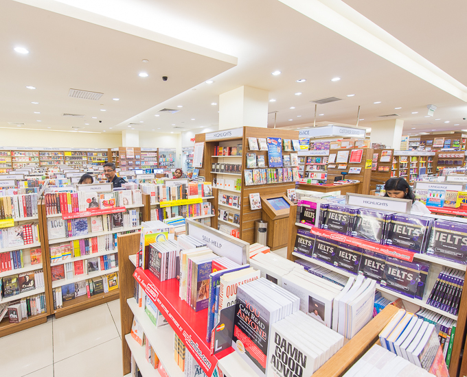 Mph Bookstores Mid Valley Megamall