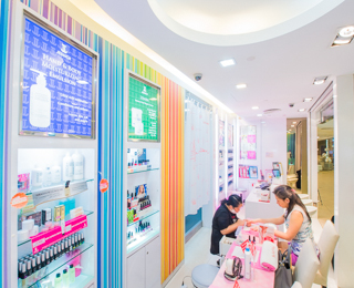 The nail parlour mid valley megamall for 76 salon mid valley