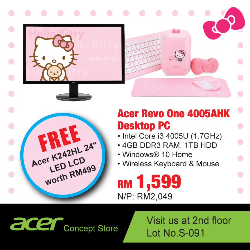 Acer Concept Store