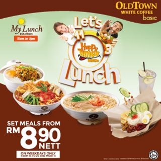 OldTown White Coffee Basic