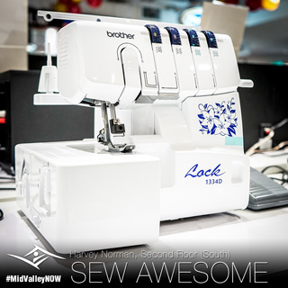 Harvey Norman- Sewing
