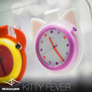 Swatch-Kitty