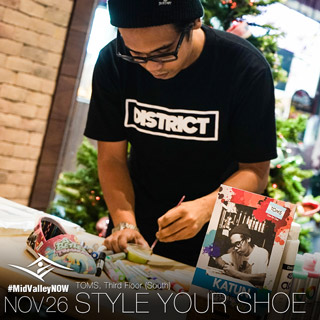 Toms Style Your Shoe