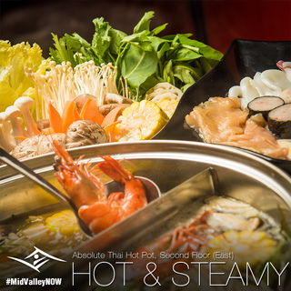 Absolute Thai - Steamboat