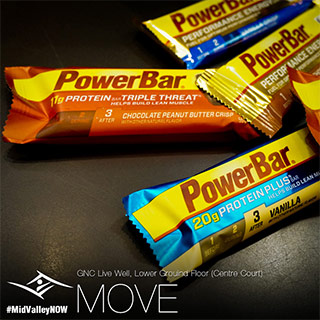GNC Power Bar