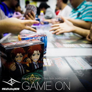 Star Game Station Card Game