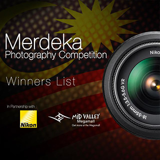 Merdeka Photography Announcement