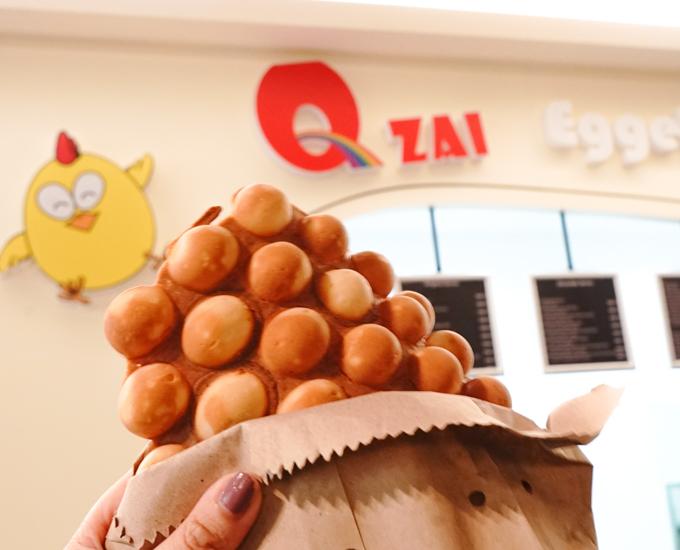 Q Zai Eggette