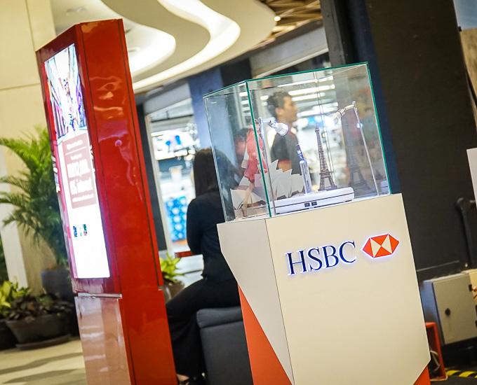 HSBC Bank | Mid Valley Megamall