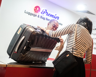 Premier Luggage & Bag Services Centre