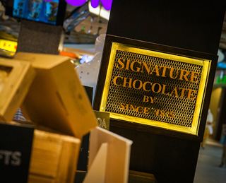 Signature Chocolates by Since 18's