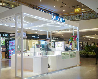 Aurora italia mid valley megamall for 76 salon mid valley
