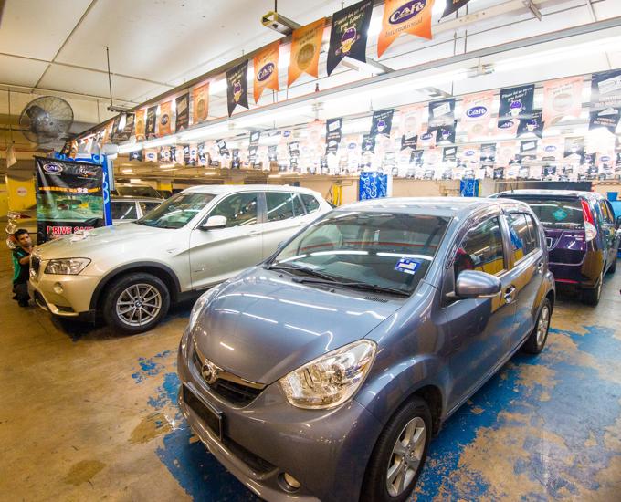 CARs International P Mid Valley Megamall - Cars international