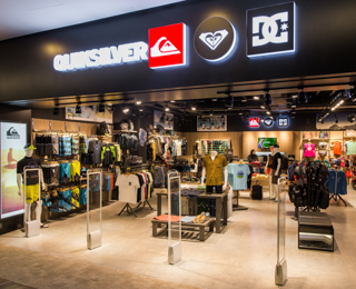 Quiksilver & Roxy and DC