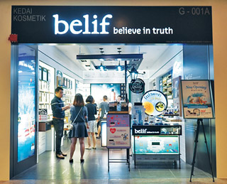 belif believe in truth