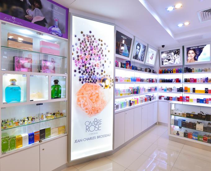 perfume shop