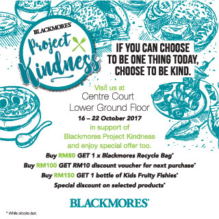 Blackmores Project Kindness